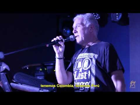 Soda Eterno Presentacion Yacht Club Salinas 2017
