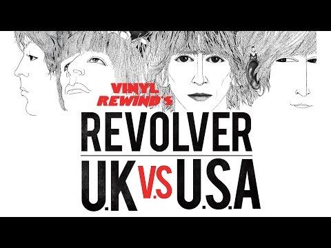 The Beatles Revolver UK vs. USA | Vinyl Rewind