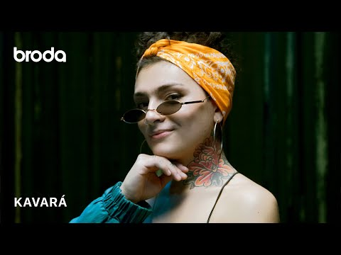 Kavará ϟ BRODA (LIVE STUDIO SESSION)