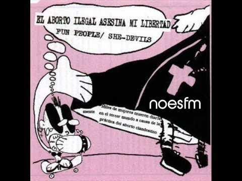 """El aborto ilegal asesina mi libertad"" en Imperdibles"
