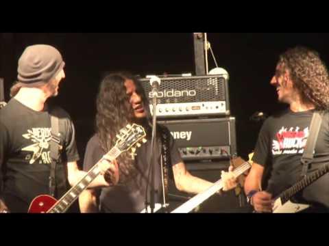 Reencuentro de Rata Blanca en el Areco Metal Fest IV