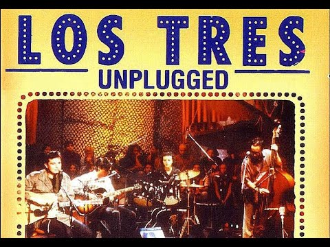"""""""Los Tres MTV Unplugged"""": 25 años desenchufados"""