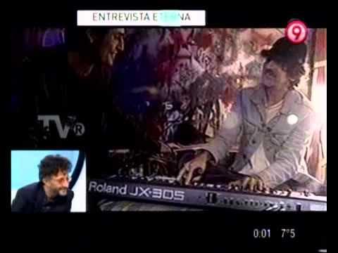 TVR - Entrevistas Registradas Eternas: Fito Páez 25-08-12