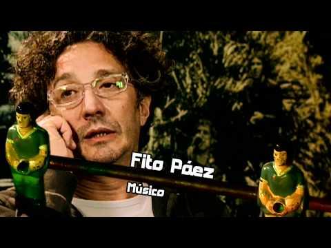 Fito Paéz y el fútbol.