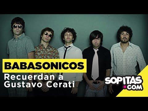 Babasonicos: recordando anecdotas de Gustavo Cerati | Sopitas.com