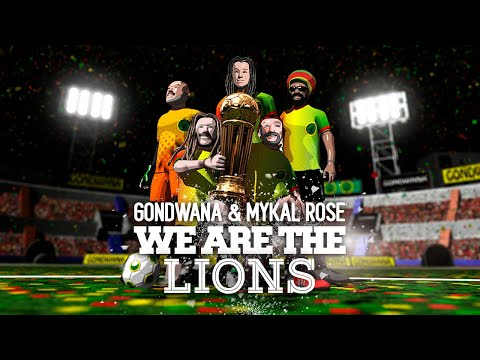 Gondwana feat Mykal Rose - We Are The Lions (VIDEO OFICIAL)