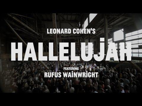 Choir! Choir! Choir! / Rufus Wainwright + 1500 singers sing HALLELUJAH!