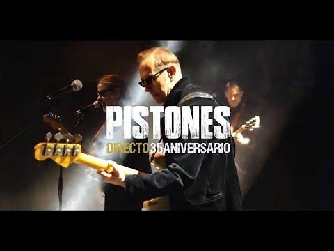 PISTONES - Nadie (Directo 35Aniversario)