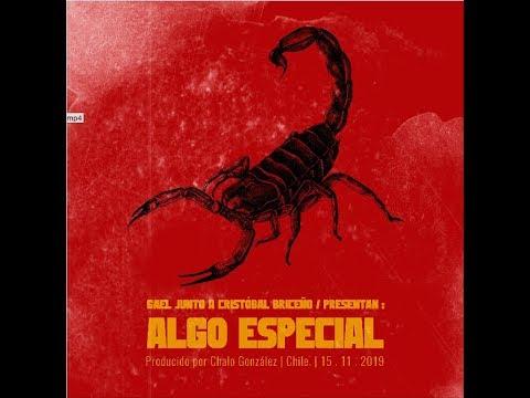 Gael y Cristóbal Briceño - Algo especial (Letra)