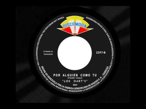 Los Darts Por alguien como tu 1970 - SOLO AUDIO