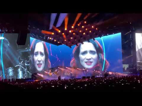 Soda Stereo Gracias Totales 2020 / Signos ft Julieta Venegas live @ Bogotá