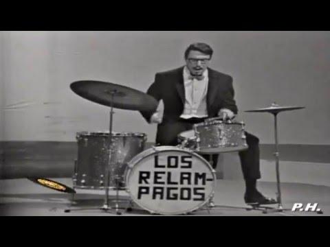 LOS RELAMPAGOS - El Baile Del Bufón (1967)