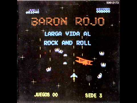 BARON ROJO - EL PRESIDENTE (Larga vida al rock and roll - 1981)