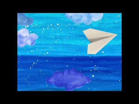Pounda y NoModico - Aviones de papel Feat. Fefa Cox (Video Lyrics)