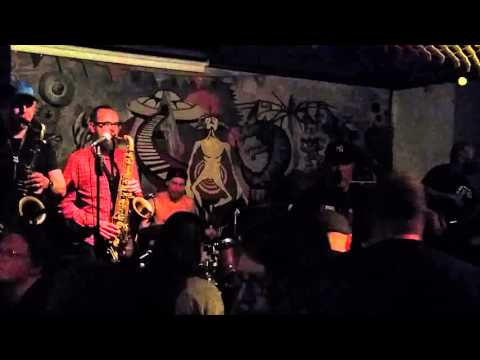 The Toasters - Social security (live)