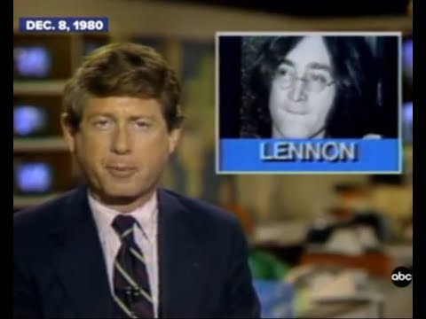 John Lennon: News Report Of His Death - ABC News - December 8, 1980
