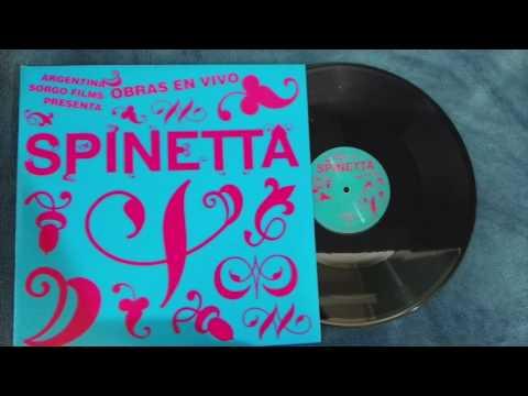 Argentina Sorgo Films Presenta: Obras en Vivo - Luis Alberto Spinetta (vinyl rip) (full album)
