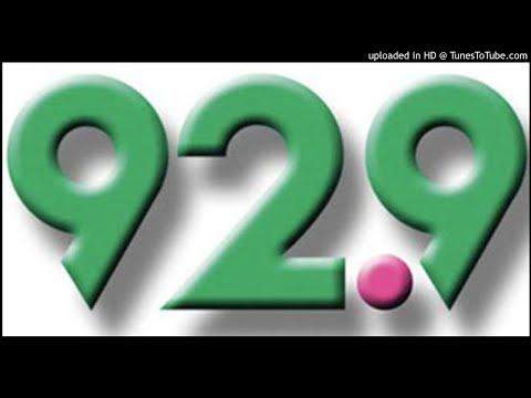 No Todo Es Tan Malo por 92.9 FM (promoción, año 1991)