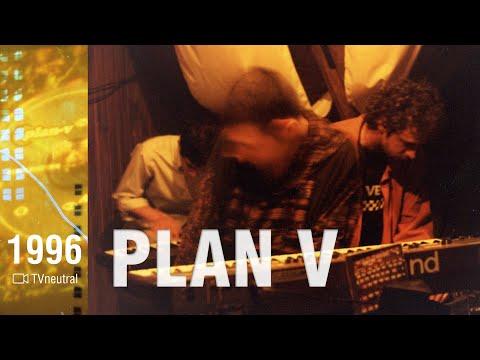 """Plan V, Open house 1996, Concierto de lanzamiento CD """"Habitat individual"""""""