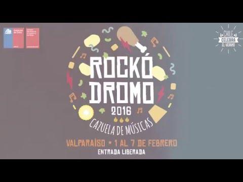 #Rockodromo 2016 - Cazuela de Músicas - 1 al 7 de febrero