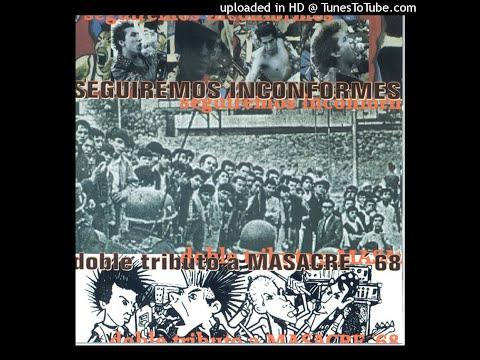Tributo Massacre 68 - Seguiremos inconformes (México)