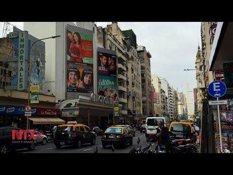 Estrena Buenos Aires su Paseo de la Fama