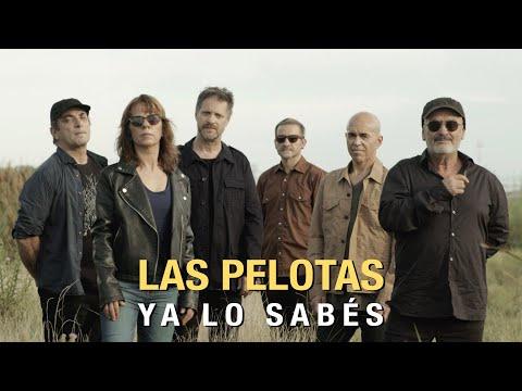 Las Pelotas - Ya lo sabés (video oficial)
