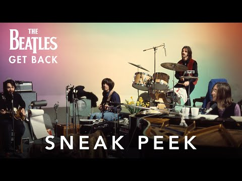 The Beatles: Get Back - A Sneak Peek from Peter Jackson