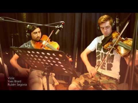 Teaser: Oscar Hauyon + Cuerdas de la Orquesta Filarmónica Juvenil de La Antena