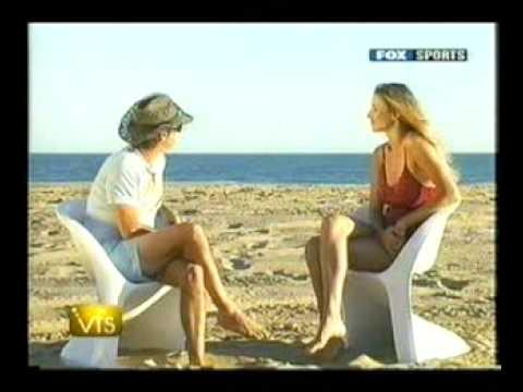 Gustavo Cerati - Entrevista - Verano Fox Sports (12/01/2009)