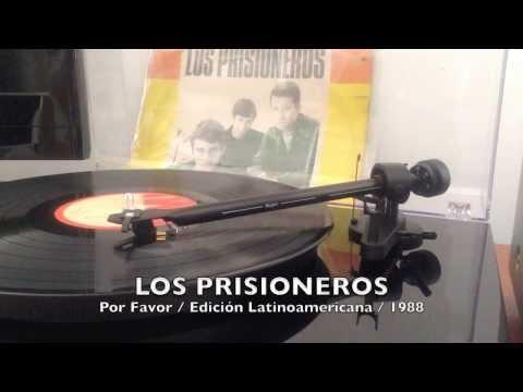 Por Favor / Versión Latinoamericana / Los Prisioneros en Vinilo