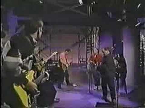 Pixies on Letterman '92