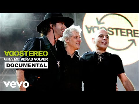 Soda Stereo - Documental (Gira Me Verás Volver - Extras)