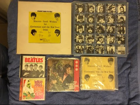 The Beatles Christmas Collection