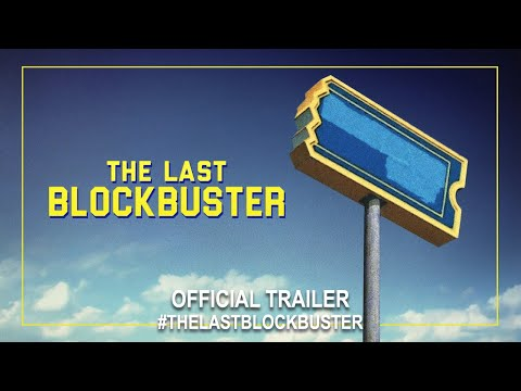 The Last Blockbuster (2020) | Official Trailer HD