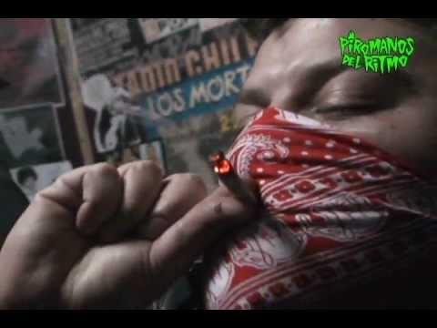 Piromanos del Ritmo - Mutante Rocanrol (Video clip)