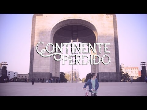 Continente Perdido - Andrea Lp Mx (Video oficial)
