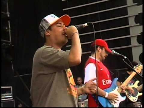 C-Funk feat. Juan Sativo, La Cumbre del Rock Chileno I (6 de Enero de 2007, Estadio Nacional)