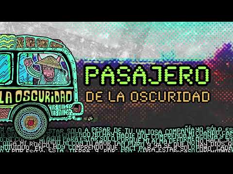 Pasajero [Lyric Video]