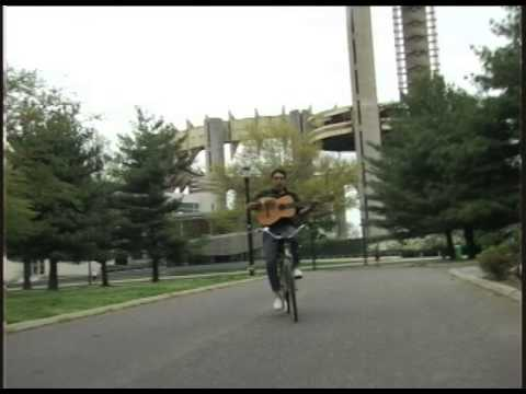 "Juan Wauters // ""I'm All Wrong"" on a Bicycle (Official Video)"