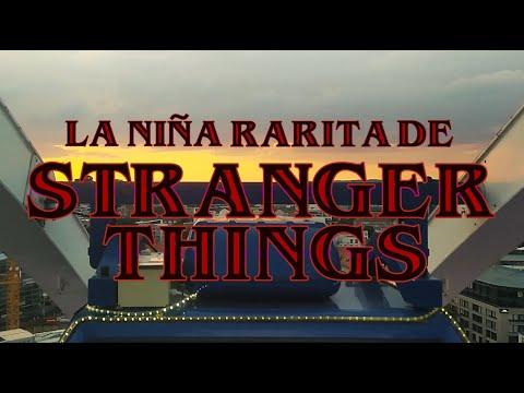 "PABLO WILSON - ""La niña rarita de Stranger Things"" (vídeoclip oficial)"