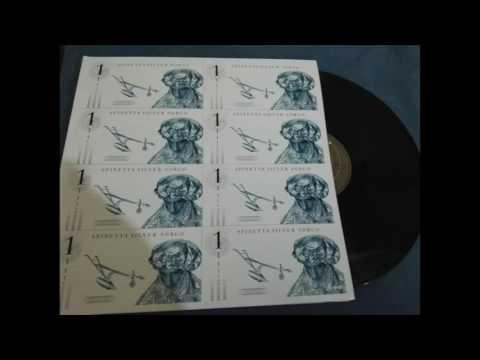 Silver Sorgo - Luis Alberto Spinetta (vinyl rip) (full album)