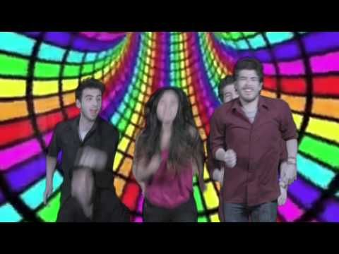 Los Lagartos - She's so high (Video Oficial)