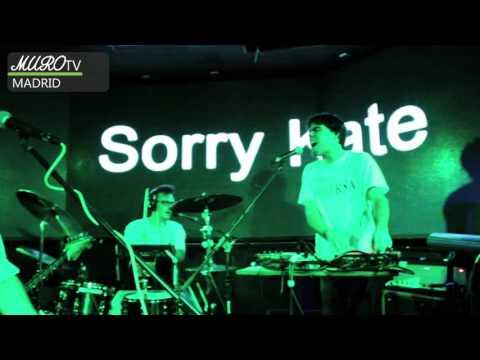 #002 SORRY KATE - Live in Boite (MuroTV)