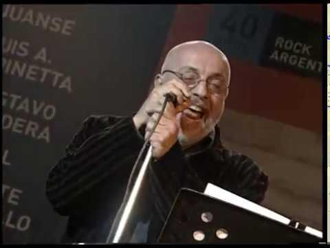 """Increíble versión de """"Ji ji ji"""" - Baglietto / Lito Vitale"""