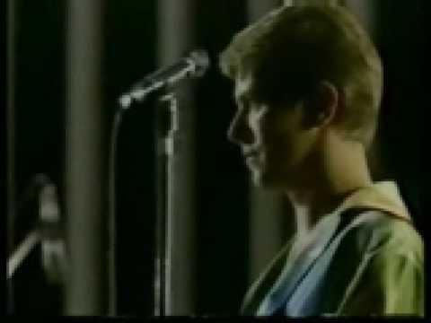 David Bowie 'Warszawa'