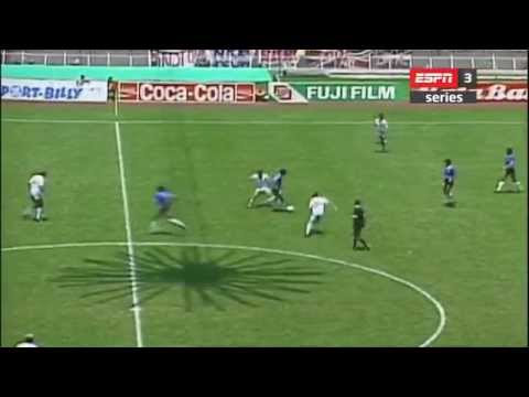 Maradona - Gol del siglo (HD)