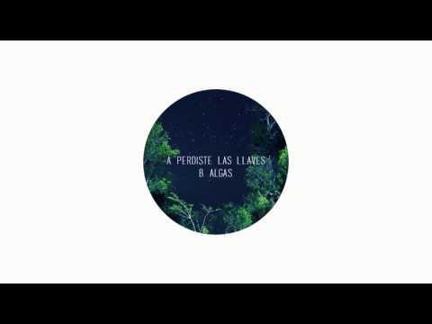 Los Lagartos - Perdiste las llaves / Algas (Single)