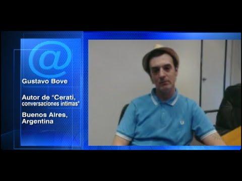 """""""Cerati, conversaciones íntimas"""": El libro sobre la vida personal del cantautor argentino"""