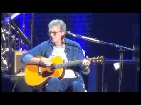Eric Clapton - I Dreamed I Saw St. Augustine